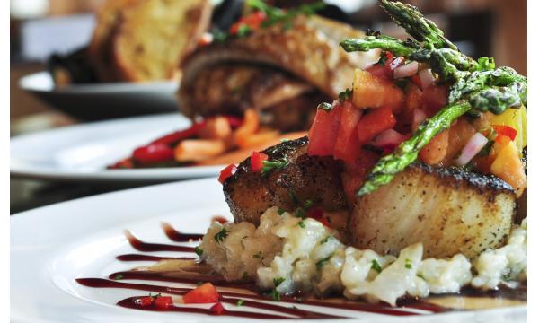 Top 8 restaurants in Edmonton