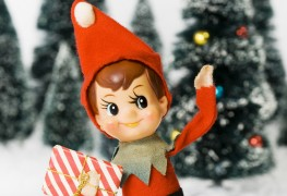 Fun Christmas Elf on the Shelf tricks your kids will love