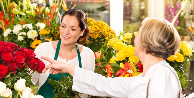 What to look for in a florist