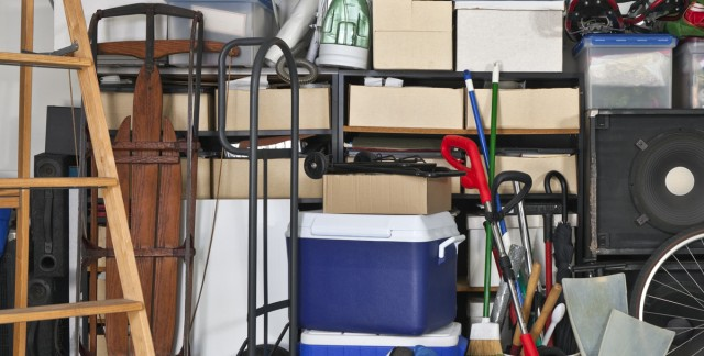 Want to work in your garage? 5 simple organization tips