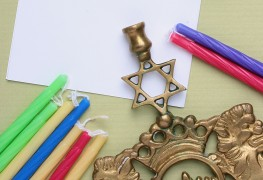 4 fun Hanukkah decorations you can make with your family
