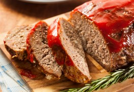 Easy steps to healthy, tasty meatloaf