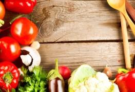 8 health benefits of vegetarian diets