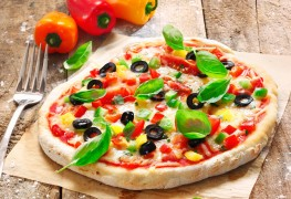 5 secrets for baking the perfect homemade pizza