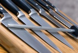 How to sharpen knives and tools