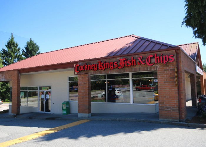 Cockney kings fish chips burnaby business story for American cuisine restaurants near me
