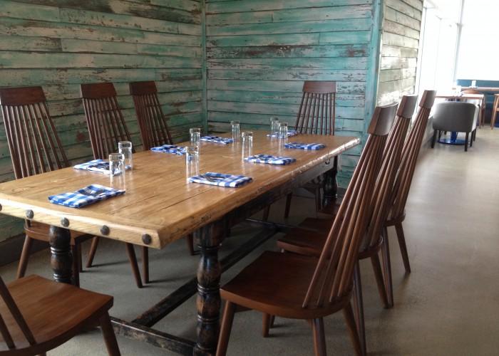 Starbelly, casual gourmet food, lunch, dinner, wine, beer, tasting menu, cooking demonstrations, private dining room