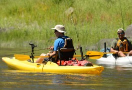 How to get started with kayak fishing