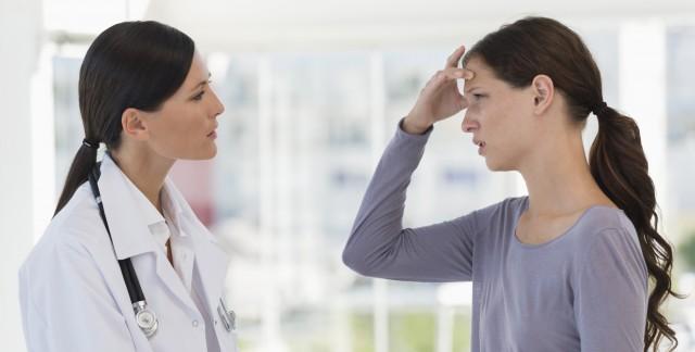 A migraine is no little headache