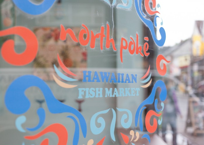 North Poké is a Hawaiian eatery located in Kensington Market. They specialize in poké bowls and shave ice.