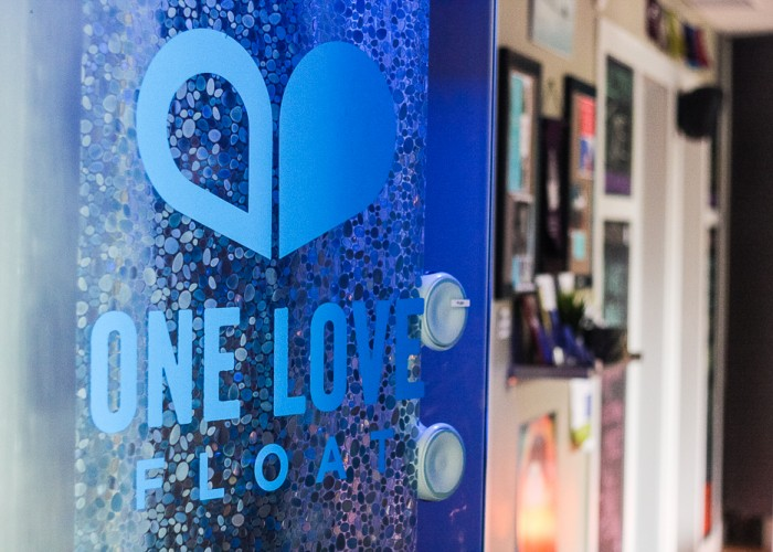 one love float calgary business story. Black Bedroom Furniture Sets. Home Design Ideas