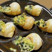 Simple ways to cook shrimp and escargots