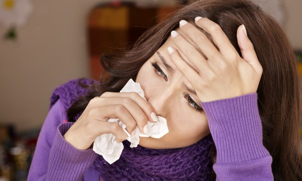 5 easy ways to help prevent colds and flu