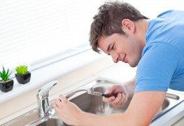 Simple-to-do kitchen or bathroom faucet installation
