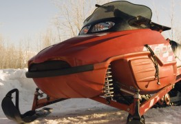 5 storage tips to protect your snowmobile for next winter