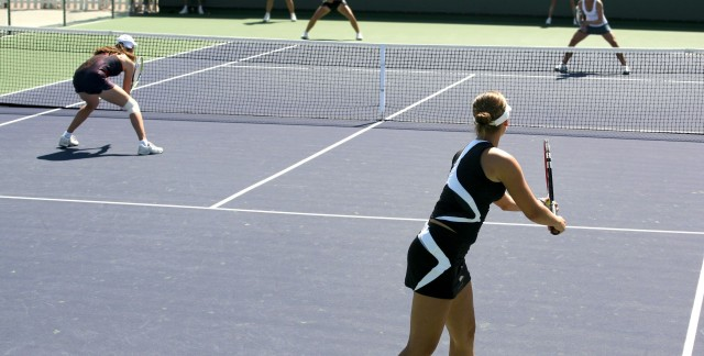 Improving positional play in tennis doubles: expert tips