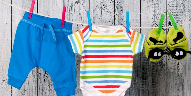 The 8 most essential items of clothing every newborn needs