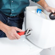 Get your toilet flushing again with these quick fixes