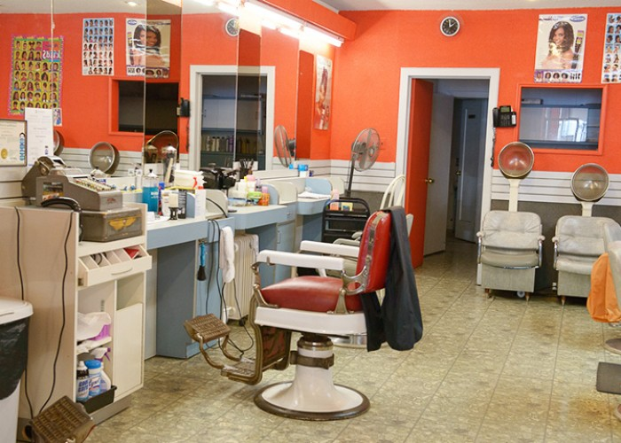 Tom s barber shop whitby business story