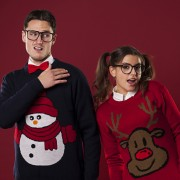An expert's guide to hosting an ugly Christmas sweater party