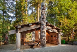 Top 10 historical sites in and around Vancouver