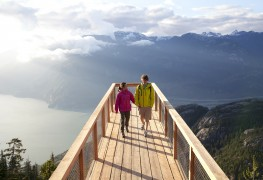Squamish daytrip: Outdoor adventure in the heart of Howe Sound