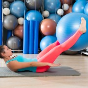 3 excellent balance ball exercises