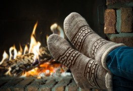 How to boost gas and wood fire heating efficiency