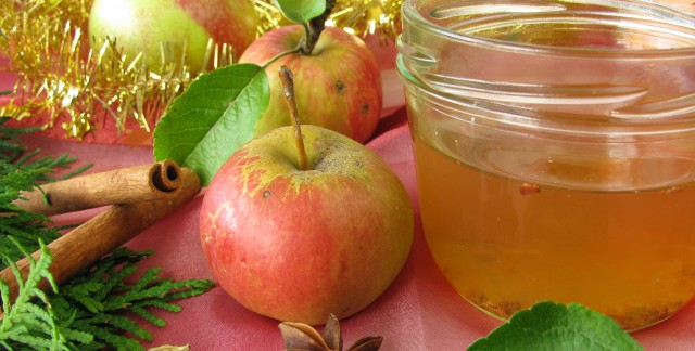 Make your own apple ginger jelly