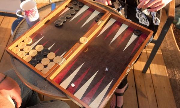 backgammon bearing off rules