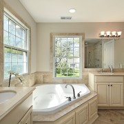 Spruce up your bathroom with these easy tips