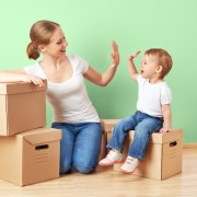 Fun activities to do with your kids to make moving easier for them