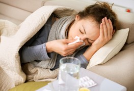 The best remedies for flu symptoms