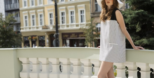 Foolproof tips for wearing stripes