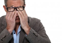 What can I do to relieve my itchy, burning, irritated eyes?