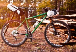 Planning for your first bikepacking trip