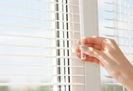 Advice for keeping your blinds and shades looking like new