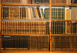 Store books properly to extend their shelf life