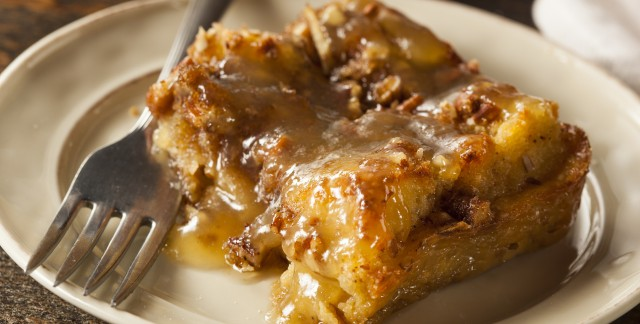 How to make picture-perfect bread pudding in your slow cooker