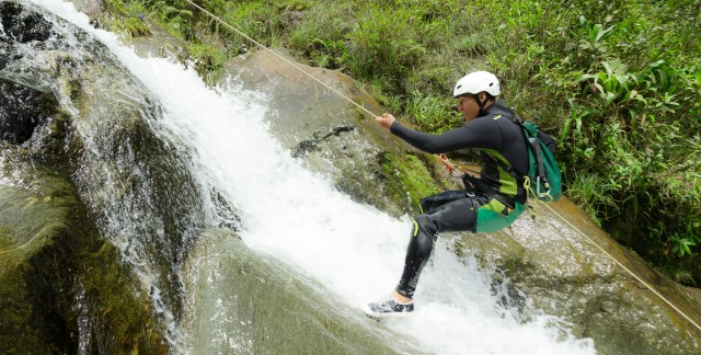 Tips on learning the exhilarating sport of canyoning