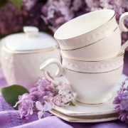 Cleaning porcelain, ceramics and glassware to make them last