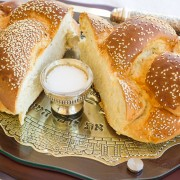 Best braided bread: homemade challah recipe