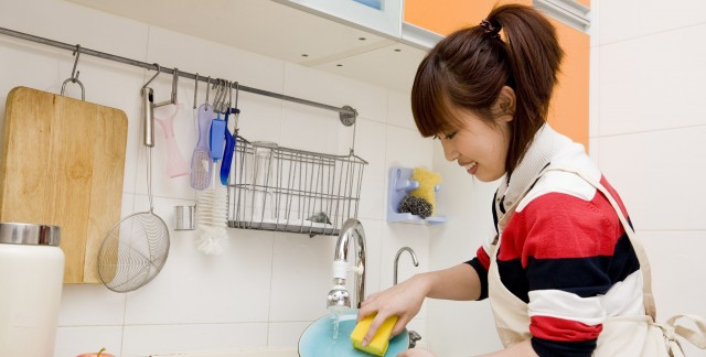 Top tips to keep your kitchen clean