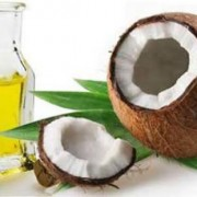 Skin care benefits of extra virgin coconut oil