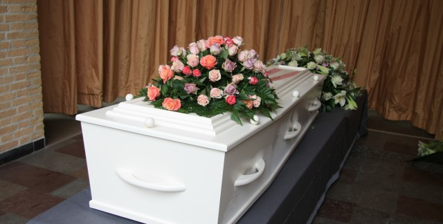 Considering a job as an embalmer