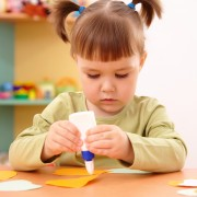 How to make craft glues and chalk