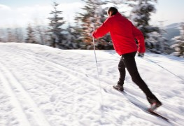 Cross-country skiing for beginners
