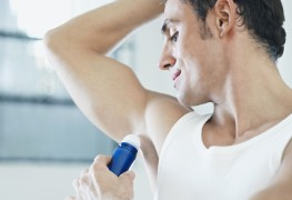 Smell fresh with your own homemade deodorant