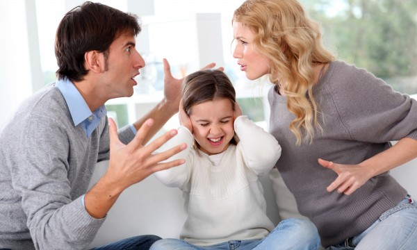 Tips for helping your children through a tricky divorce