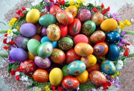 5 creative Easter egg decorating tips